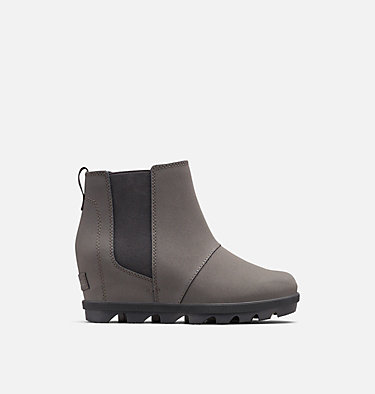 Youth Joan of Arctic™ Wedge II Chelsea Bootie YOUTH JOAN OF ARCTIC™ WEDGE II CHELSEA | 052 | 1, Quarry, Dark Slate, front