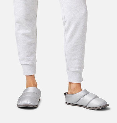 Hadley™ Slipper Für Damen HADLEY™ SLIPPER | 034 | 10, Pure Silver, video