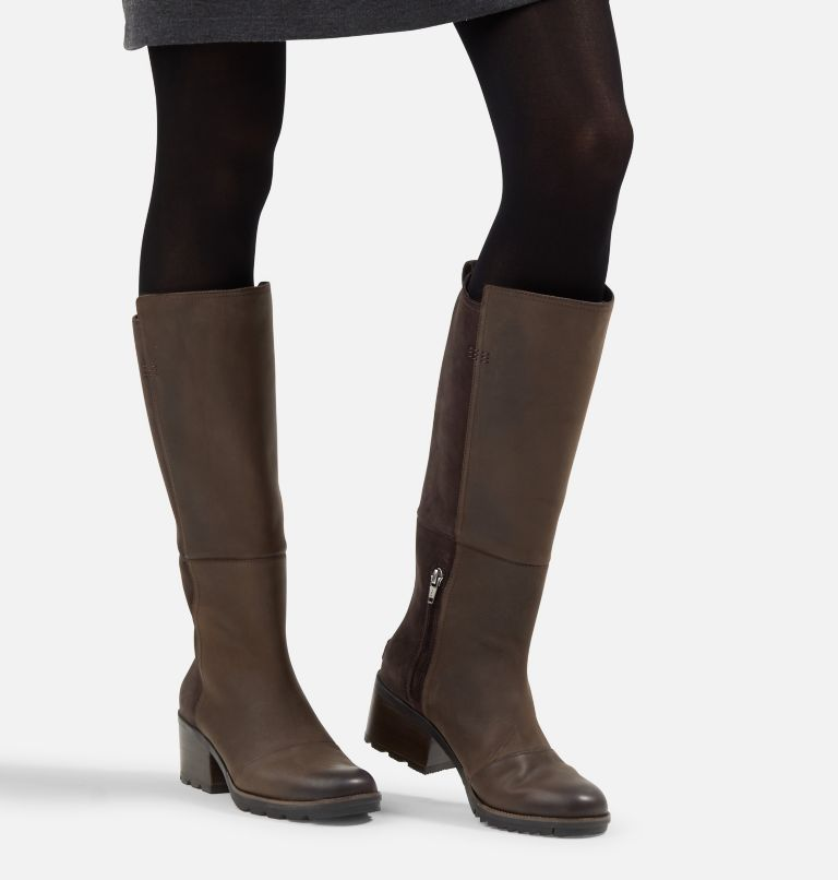 CATE™ TALL | 205 | 8.5 Women's Cate™ Tall Boot, Blackened Brown, a9