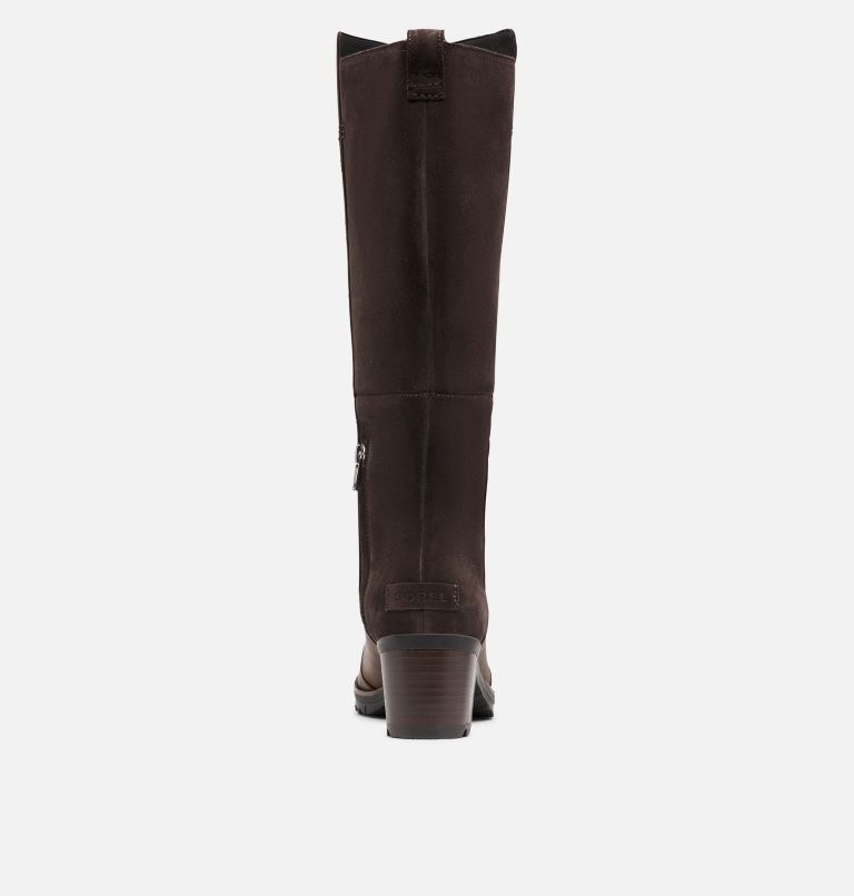CATE™ TALL | 205 | 8.5 Women's Cate™ Tall Boot, Blackened Brown, back