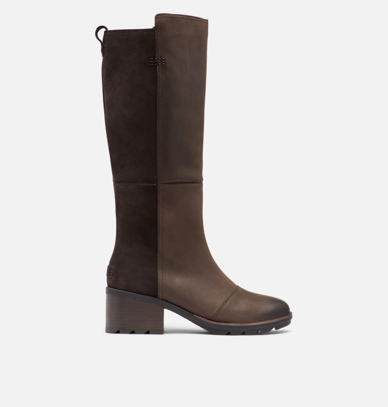 CATE™ TALL | 205 | 8.5 Women's Cate™ Tall Boot, Blackened Brown, front