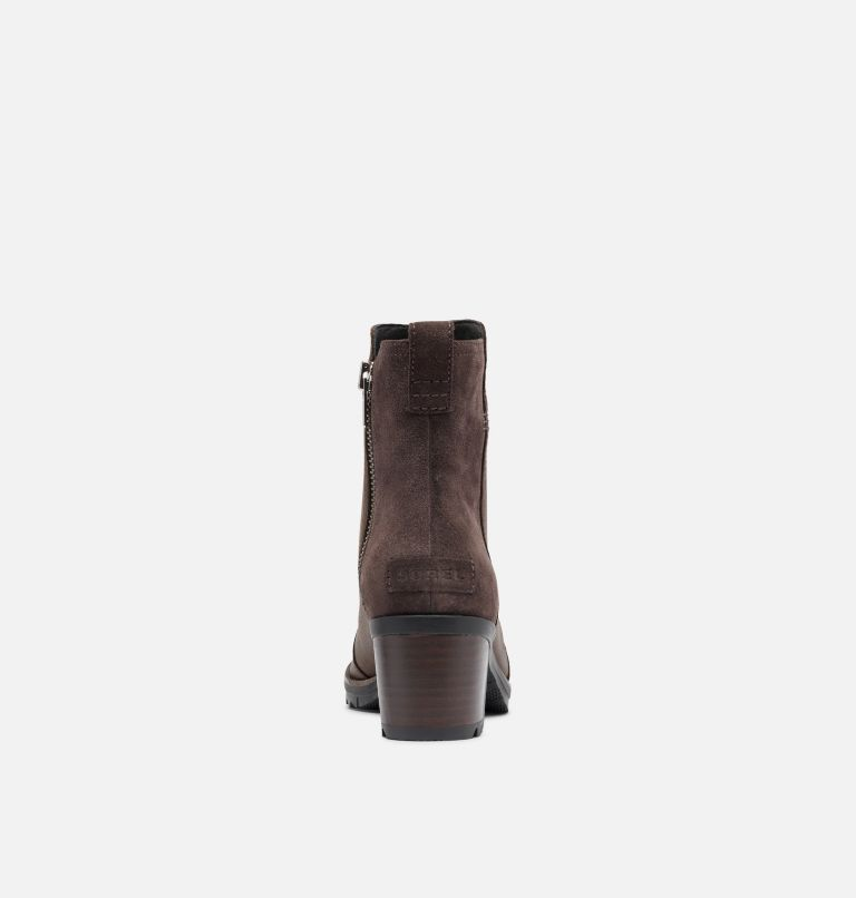 CATE™ BOOTIE | 205 | 7 Women's Cate™ Bootie, Blackened Brown, back