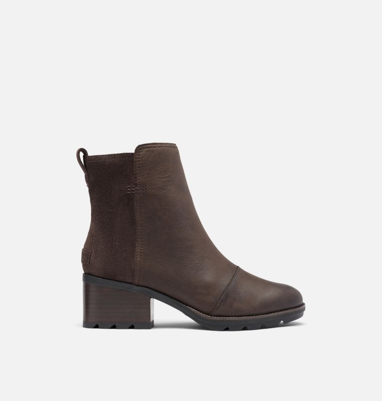 CATE™ BOOTIE | 205 | 10 Women's Cate™ Bootie, Blackened Brown, front