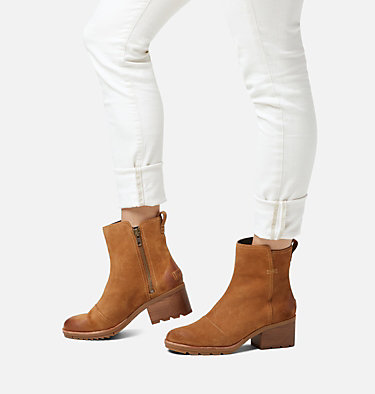 Bottillon Cate™ pour femme CATE™ BOOTIE | 224 | 10, Camel Brown, video
