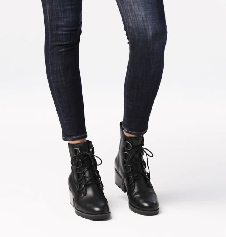 CATE™ LACE | 010 | 11 Women's Cate™ Lace Bootie, Black, video
