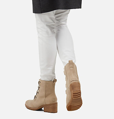 Women's Cate™ Lace Bootie CATE™ LACE | 010 | 7.5, Sandy Tan, video