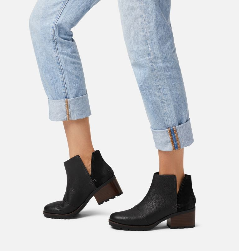 CATE™ CUT OUT | 010 | 6 Women's Cate™ Cut-Out Bootie, Black, a9