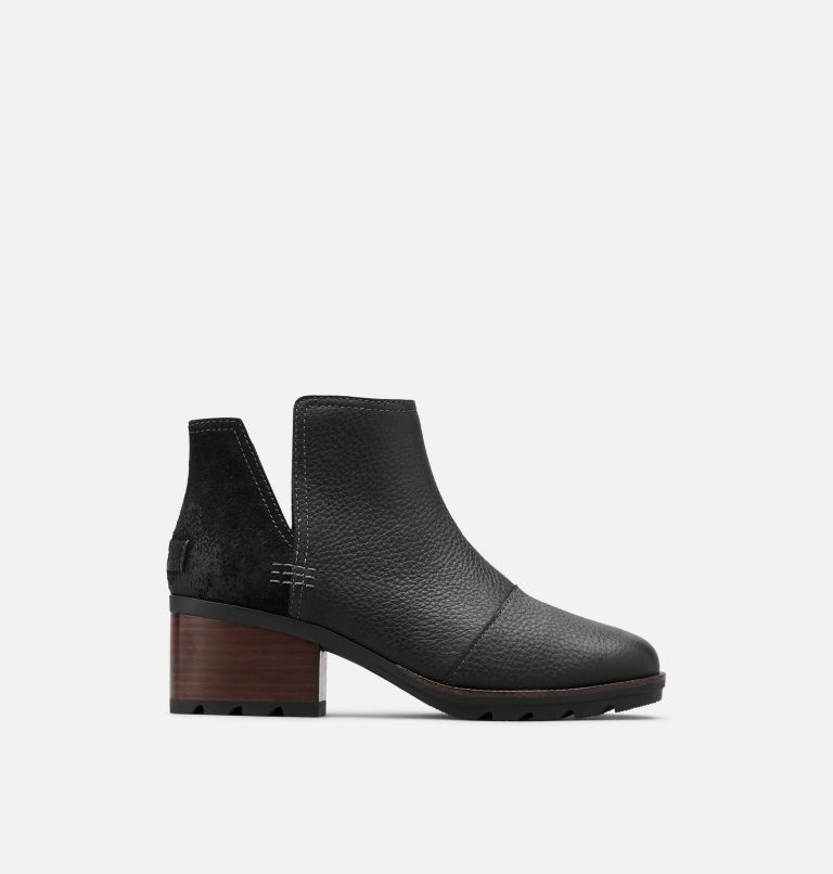 CATE™ CUT OUT | 010 | 6 Women's Cate™ Cut-Out Bootie, Black, front