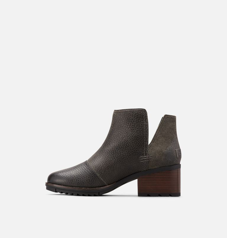 CATE™ CUT OUT | 052 | 6.5 Women's Cate™ Cut-Out Bootie, Quarry, medial
