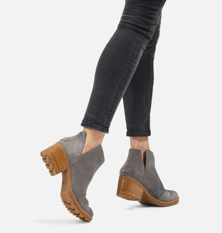 CATE™ CUT OUT | 052 | 9.5 Women's Cate™ Cut-Out Bootie, Light Quarry, a9