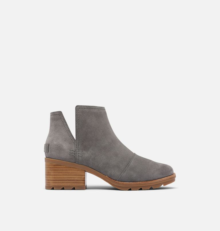 CATE™ CUT OUT | 052 | 9 Women's Cate™ Cut-Out Bootie, Light Quarry, front