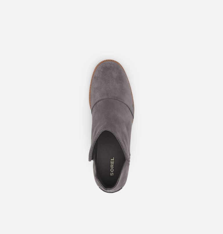 CATE™ CUT OUT | 052 | 9.5 Women's Cate™ Cut-Out Bootie, Light Quarry, top