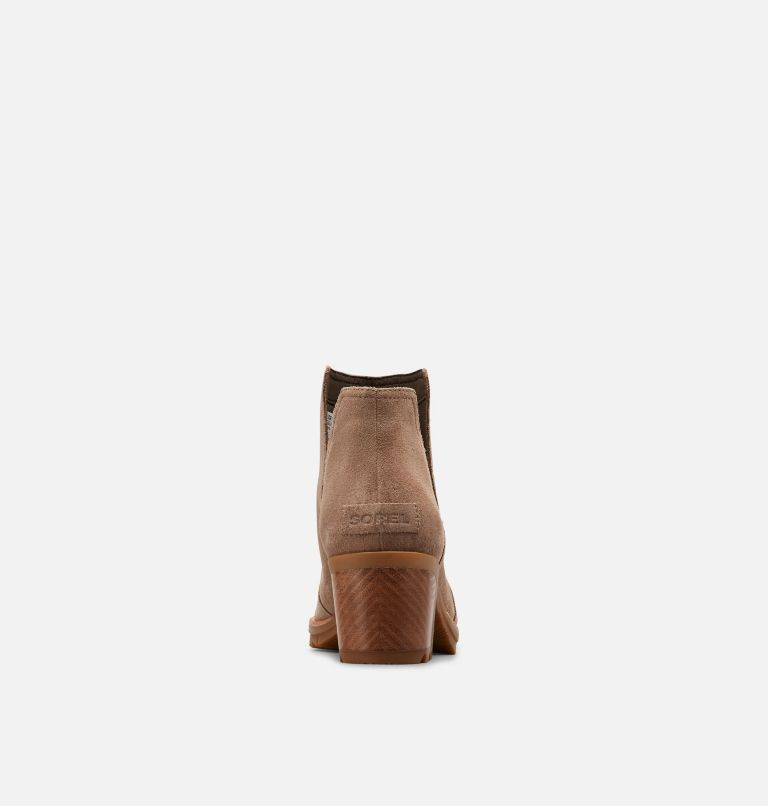 CATE™ CUT OUT | 240 | 5.5 Women's Cate™ Cut-Out Bootie, Ash Brown, back
