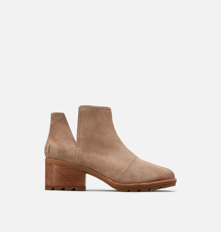 CATE™ CUT OUT | 240 | 5.5 Women's Cate™ Cut-Out Bootie, Ash Brown, front
