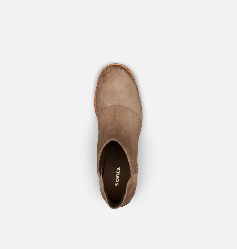 CATE™ CUT OUT | 240 | 10 Women's Cate™ Cut-Out Bootie, Ash Brown, top