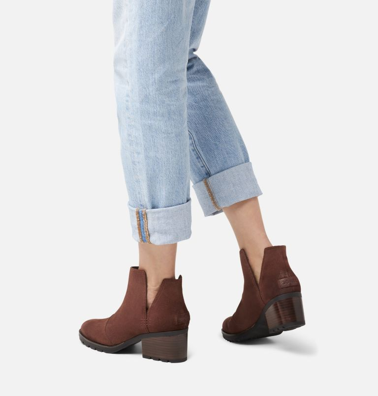 CATE™ CUT OUT | 282 | 8 Women's Cate™ Cut-Out Bootie, Burro, a9