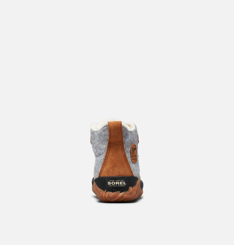 YOUTH OUT N ABOUT™ PLUS | 052 | 1 Youth Out N About™ Plus Boot, Quarry, Camel Brown, back