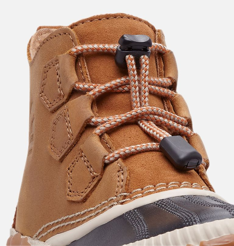 YOUTH OUT N ABOUT™ PLUS | 286 | 7 Youth Out N About™ Plus Boot, Elk, Black, a1