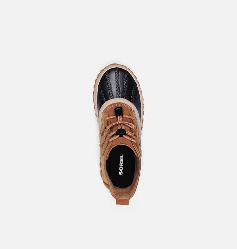 YOUTH OUT N ABOUT™ PLUS | 286 | 1 Youth Out N About™ Plus Boot, Elk, Black, top