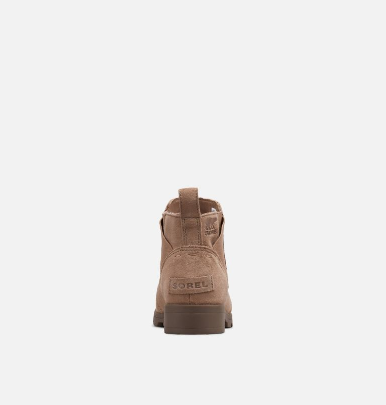 YOUTH EMELIE™ CHELSEA | 240 | 4 Youth Emelie™ Chelsea Bootie, Ash Brown, back