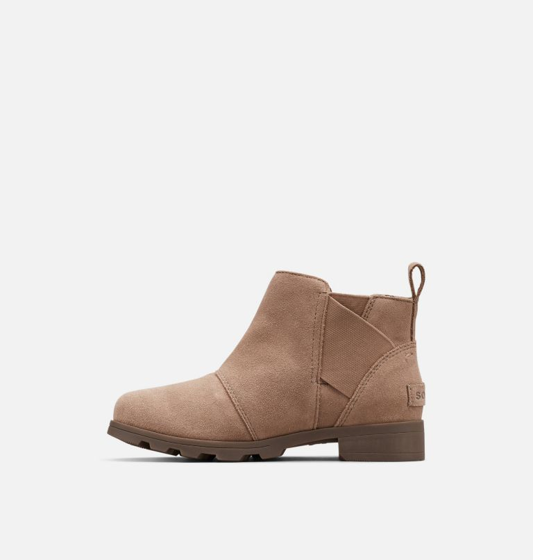 YOUTH EMELIE™ CHELSEA | 240 | 4 Youth Emelie™ Chelsea Bootie, Ash Brown, medial