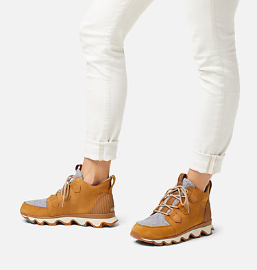 Bota Kinetic™ Caribou para mujer KINETIC™ CARIBOU | 224 | 10, Camel Brown, video
