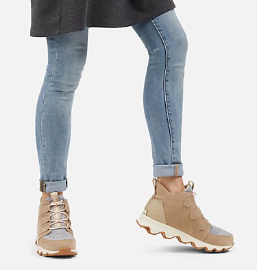 Women's Kinetic™ Caribou Boot KINETIC™ CARIBOU | 224 | 5, Sandy Tan, video