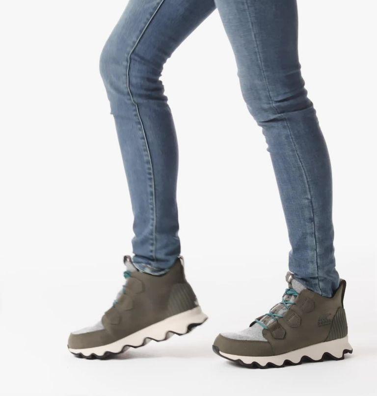 KINETIC™ CARIBOU   326   5.5 Women's Kinetic™ Caribou Boot, Alpine Tundra, video