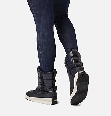 Women's  Out N About™ Puffy Mid OUT N ABOUT™ PUFFY MID | 034 | 5, Black, video