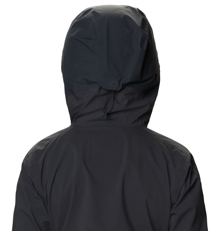 High Exposure™ Gore-Tex C-Knit™ Jacket | 004 | S Women's High Exposure™ Gore-Tex® C-Knit™ Jacket, Dark Storm, a4
