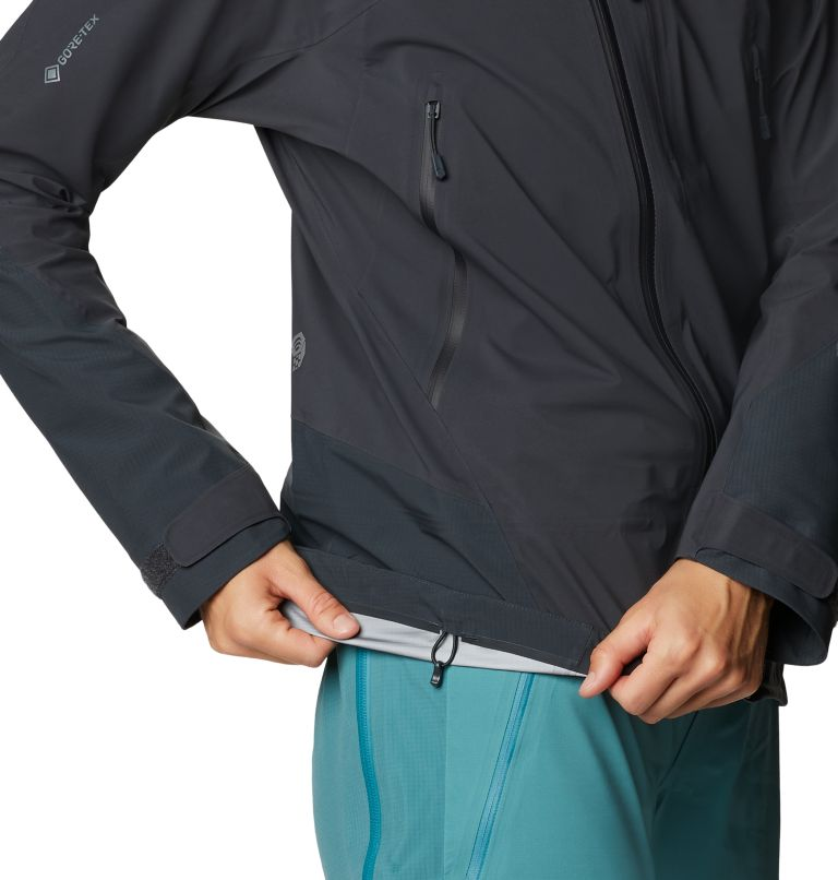 High Exposure™ Gore-Tex C-Knit™ Jacket | 004 | M Women's High Exposure™ Gore-Tex® C-Knit™ Jacket, Dark Storm, a5