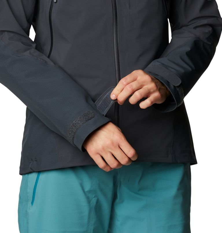 High Exposure™ Gore-Tex C-Knit™ Jacket | 004 | S Women's High Exposure™ Gore-Tex® C-Knit™ Jacket, Dark Storm, a6