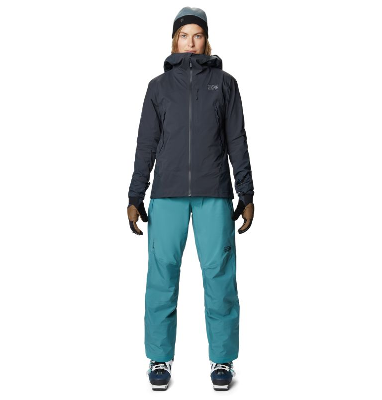 High Exposure™ Gore-Tex C-Knit™ Jacket | 004 | M Women's High Exposure™ Gore-Tex® C-Knit™ Jacket, Dark Storm, a9