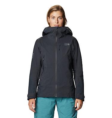 Women's High Exposure™ Gore-Tex® C-Knit™ Jacket High Exposure™ Gore-Tex C-Knit™ Jacket | 004 | L, Dark Storm, front