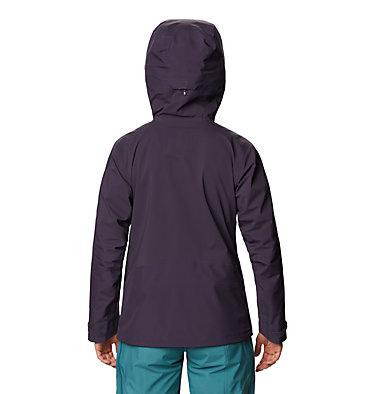 Women's High Exposure™ Gore-Tex® C-Knit™ Jacket High Exposure™ Gore-Tex C-Knit™ Jacket | 004 | L, Blurple, back