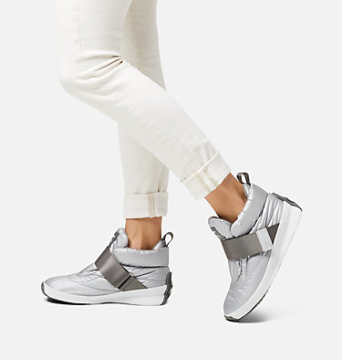 Chaussure Out N About™ Puffy Strap femme OUT N ABOUT™ PUFFY | 034 | 10, Pure Silver, 3/4 front