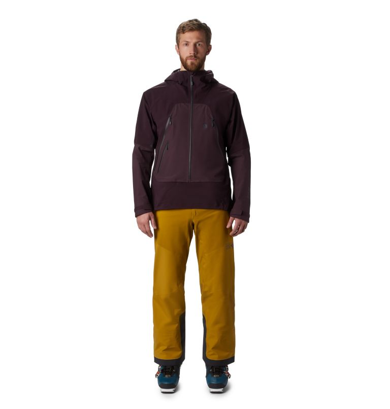High Exposure™ Gore-Tex® C-Kni | 509 | S Men's High Exposure™ Gore-Tex® C-Knit™ Anorak, Darkest Dawn, a1