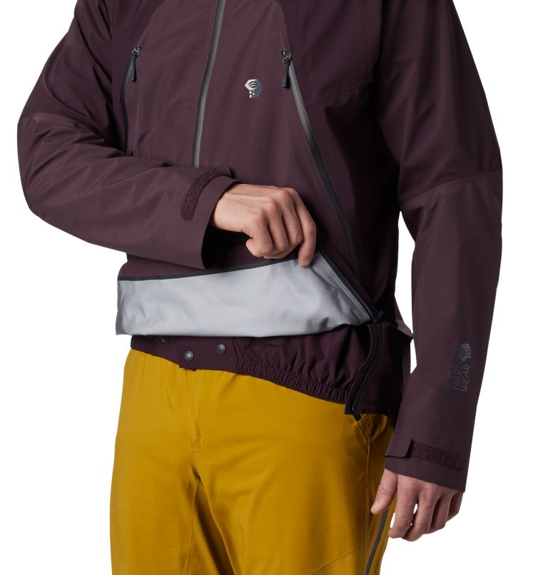 Men's High Exposure™ Gore-Tex® C-Knit™ Anorak Men's High Exposure™ Gore-Tex® C-Knit™ Anorak, a2
