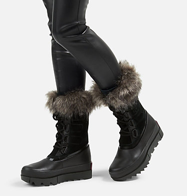 Women's Joan Of Arctic™ Next Boot JOAN OF ARCTIC™ NEXT | 010 | 6, Black, video