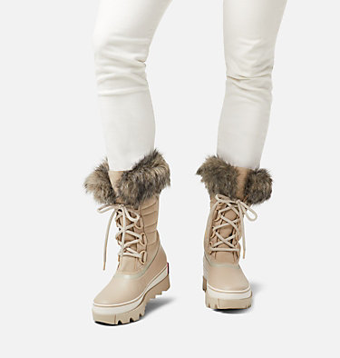 Women's Joan of Arctic™ NEXT Boot JOAN OF ARCTIC™ NEXT | 010 | 10, Ancient Fossil, 3/4 front