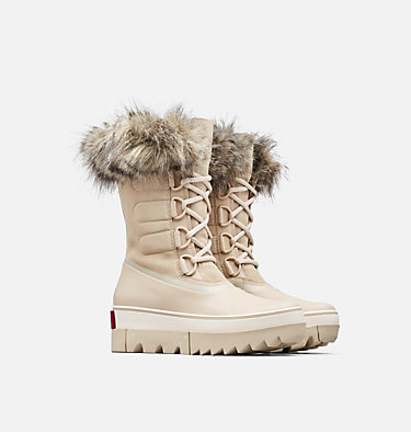 Women's Joan Of Arctic™ Next Boot JOAN OF ARCTIC™ NEXT | 010 | 6, Ancient Fossil, 3/4 front