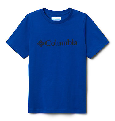 Youth CSC Basic Logo™ T-shirt CSC Basic Logo™ Youth Short Sleeve | 103 | L, Azul, front