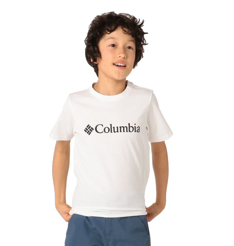 Kids' CSC Basic Logo™ Short Sleeve Shirt Kids' CSC Basic Logo™ Short Sleeve Shirt, front