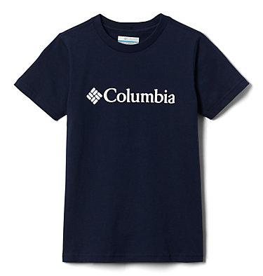 Kids' CSC Basic Logo™ Short Sleeve Shirt CSC Basic Logo™ Youth Short Sleeve | 790 | L, Collegiate Navy, back