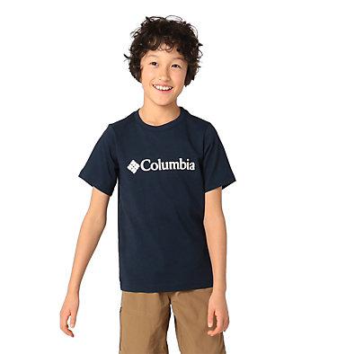 Kids' CSC Basic Logo™ Short Sleeve Shirt CSC Basic Logo™ Youth Short Sleeve | 790 | L, Collegiate Navy, front