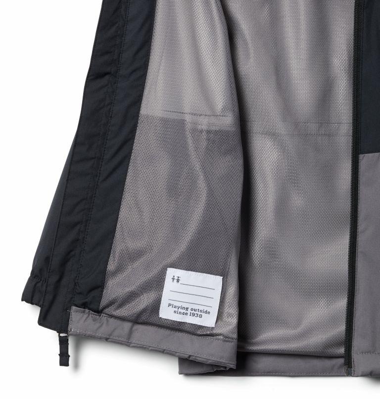 Dalby Springs™ Jacket   023   M Youth Dalby Springs™ Jacket, City Grey, Black, a1
