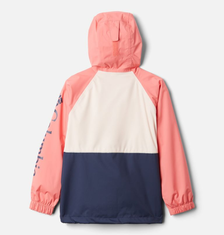 Dalby Springs™ Jacket | 471 | XS Youth Dalby Springs™ Jacket, Nocturnal, Peach Quartz, Salmon, back