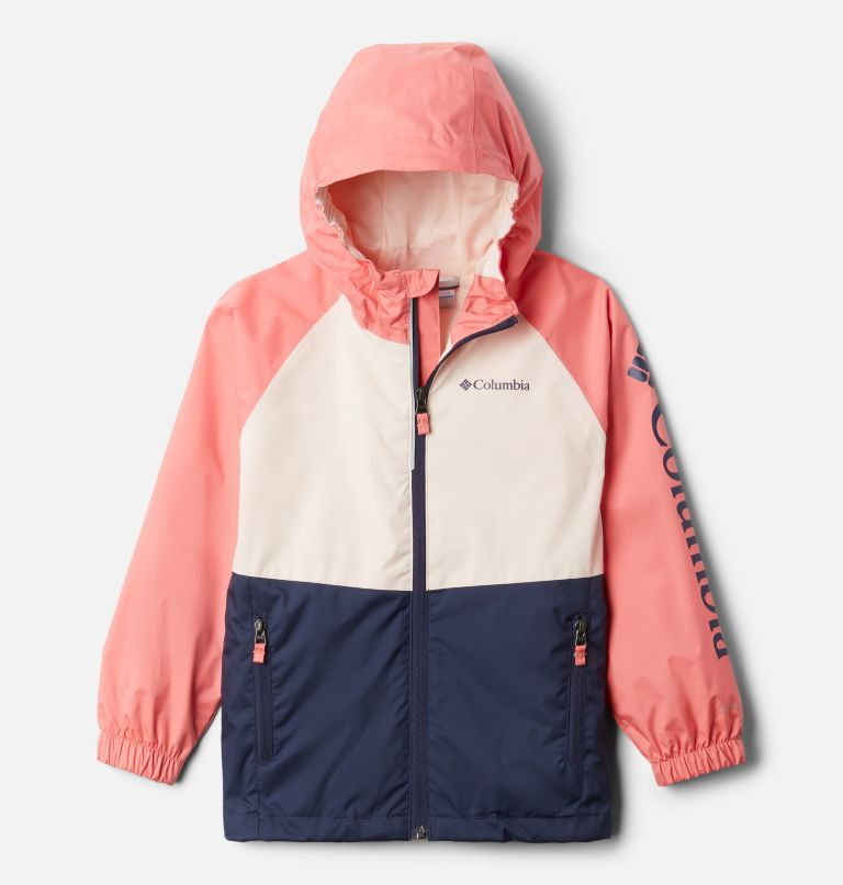 Dalby Springs™ Jacket | 471 | XS Youth Dalby Springs™ Jacket, Nocturnal, Peach Quartz, Salmon, front