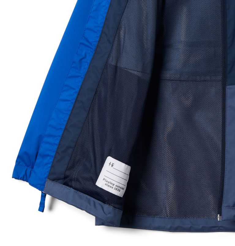 Dalby Springs™ Jacket | 478 | XS Youth Dalby Springs™ Jacket, Dark Mountain, Collegiate Navy, a1