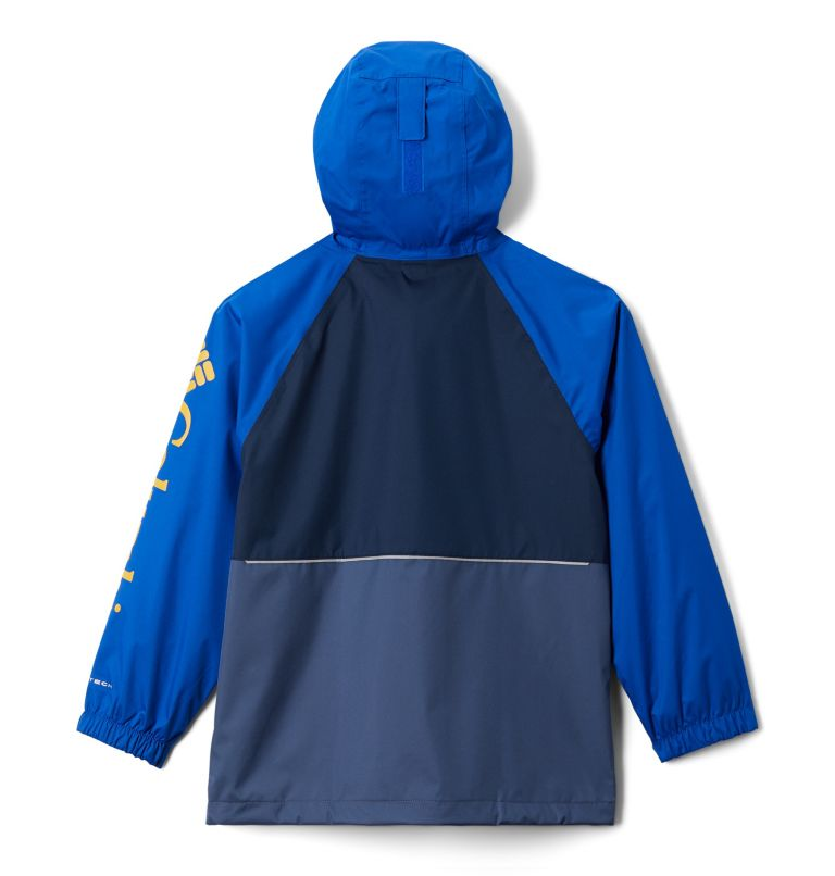 Dalby Springs™ Jacket | 478 | XS Youth Dalby Springs™ Jacket, Dark Mountain, Collegiate Navy, back